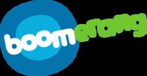 Boomerang Latin America logo