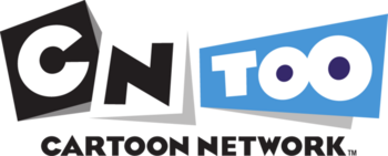 Cartoon Network Too logo 2006
