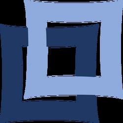 El Kadsre Post Logo 1950