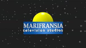 Marifransia Television Studios logo (2010)