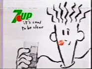 7up commercial 1990