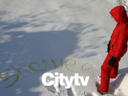 City tv id spoof from thha22m - peeing in the snow