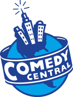 Comedy Central 1997 Blue