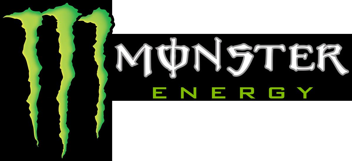 image monster energy logo on white png dream logos wiki fandom rh dreamlogos wikia com Rockstar Logo Red Bull Logo