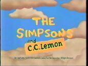 CC Lemon Simpsons