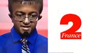 France 2 thha22m ads bumper 1992 - iridocyclitis