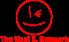 The Vuvi E. Network logo 2004-2009