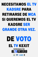 ElTVKexitposterSpanish
