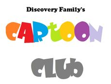 Cartoon Club Logo (October 13, 2014)