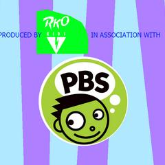 <i>RKO Kids/PBS Kids</i> endboard.