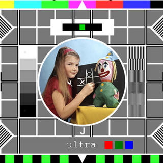 Testcard, used from 1997 until 2013. It resembles the <a  class=