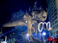ABC-TV Godzilla ID This Hour Has America's 22 Minutes December 2008