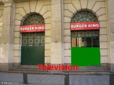 Burger King Television (1985-1990)