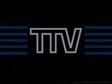 TTV ident 1975 nighttime