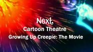 UTN - Coming up next Cartoon Theatre- Growing Up Creepie The Movie (December 27, 2014)