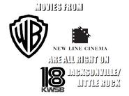 WB New Line Cinema KWSB Ident 1998