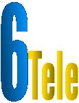 6Tele Logo 1996-2000