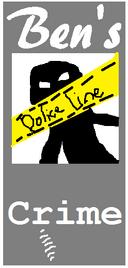 Ben's Crime logo