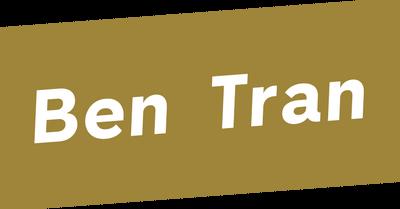Ben Tran 2019 logo