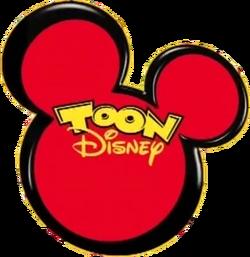 Toon Disney (2002-2009) Logo