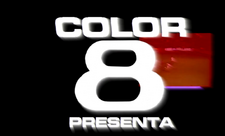 Color 8 Presents ident 1978-81 (Futbol en el 8)