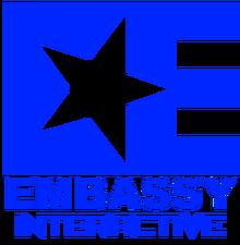Embassy Interactive 1997 Logo
