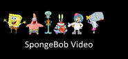 Spongebob Video second logo