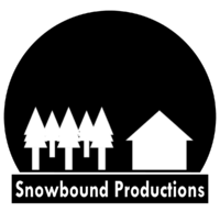 Snowbound Productions 1986 Print Logo
