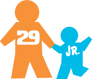 KNIA 29 Jr. logo 1994