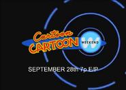 UltraToons Network promo - Cartoon Cartoon Weekend (September 2012)