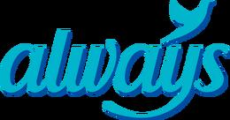 Always logo old