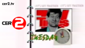 CER2 TV Times