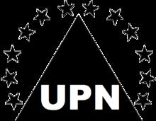 UPN logo 2008
