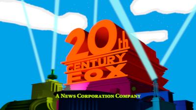 20th Century Fox Logo 1994 (Greeny Phatom Version)