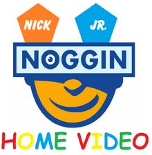 Nick Jr Noggin Home Video