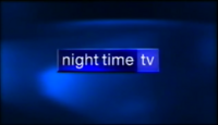 Nighttime TV 2013