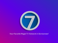 SevenTVSentan ident 1997 slogan