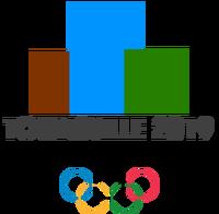 Townsville 2009 bid logo