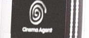 Cinema Agent 1997 kinescope b&w