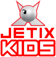 Jetix Kids Old Logo