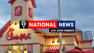 RKO National News special Chick-Fil-A open 2012