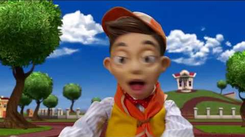 All LazyTown songs but only when they say no-1