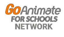 GoAnimate for Schools Network (2013-2015)