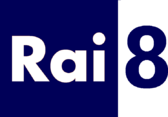 Rai 8 logo new
