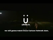 Ultra TV promo - Two men discover the Courage, the Cowardly Dog