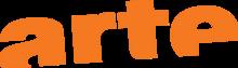 Arte logo rotated