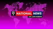 RKO National News violet-colored open 2012