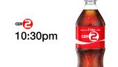 CER2 Clock shares a coke