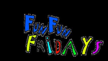 Fun Fun Fridays Logo