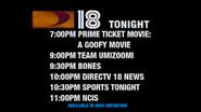 KWSB tonight october 2012